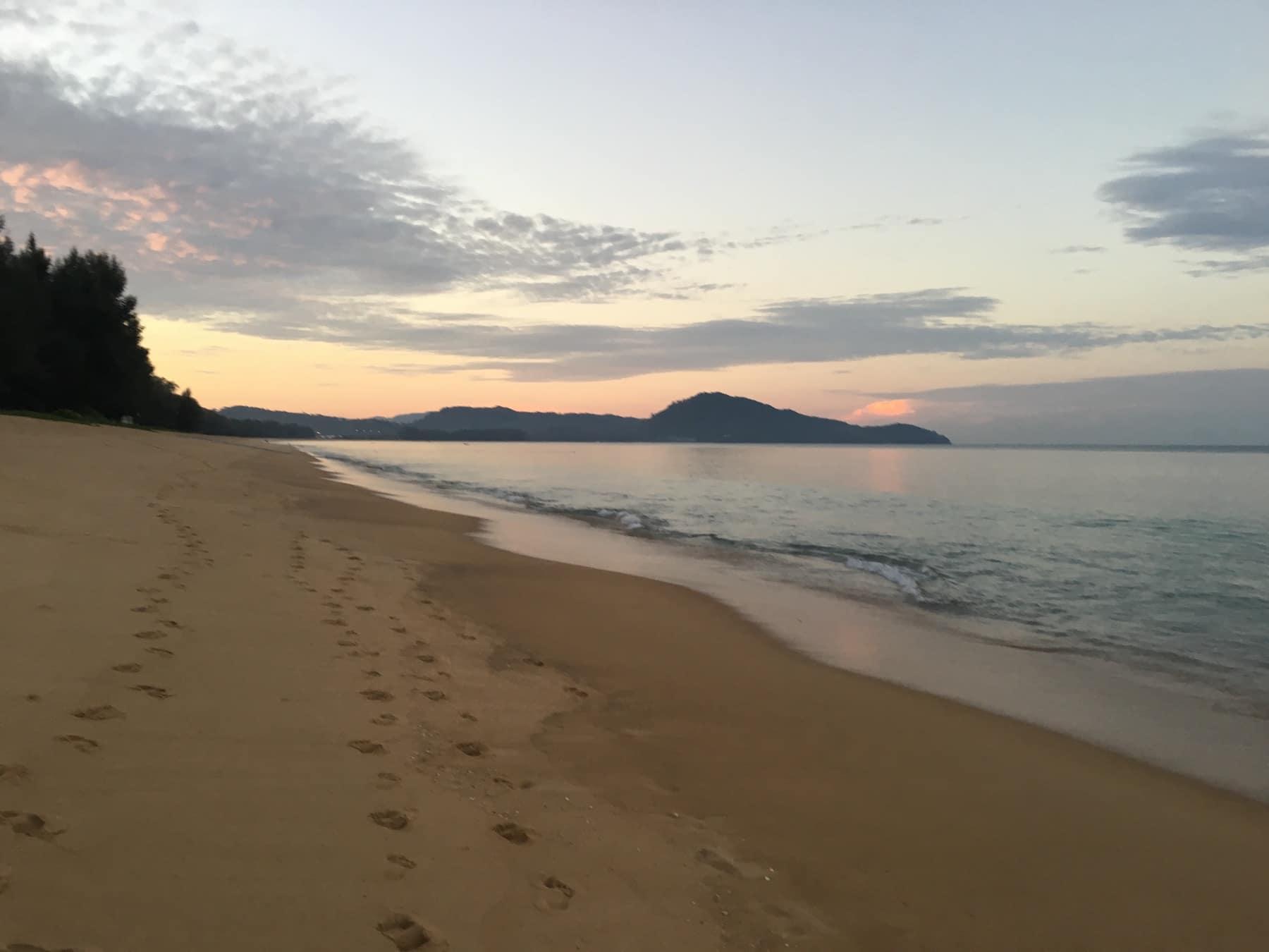 Saulėtekis Tailande