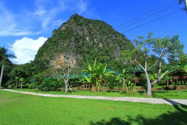 Budistų vienuolynas Wat Pa Tam Wua