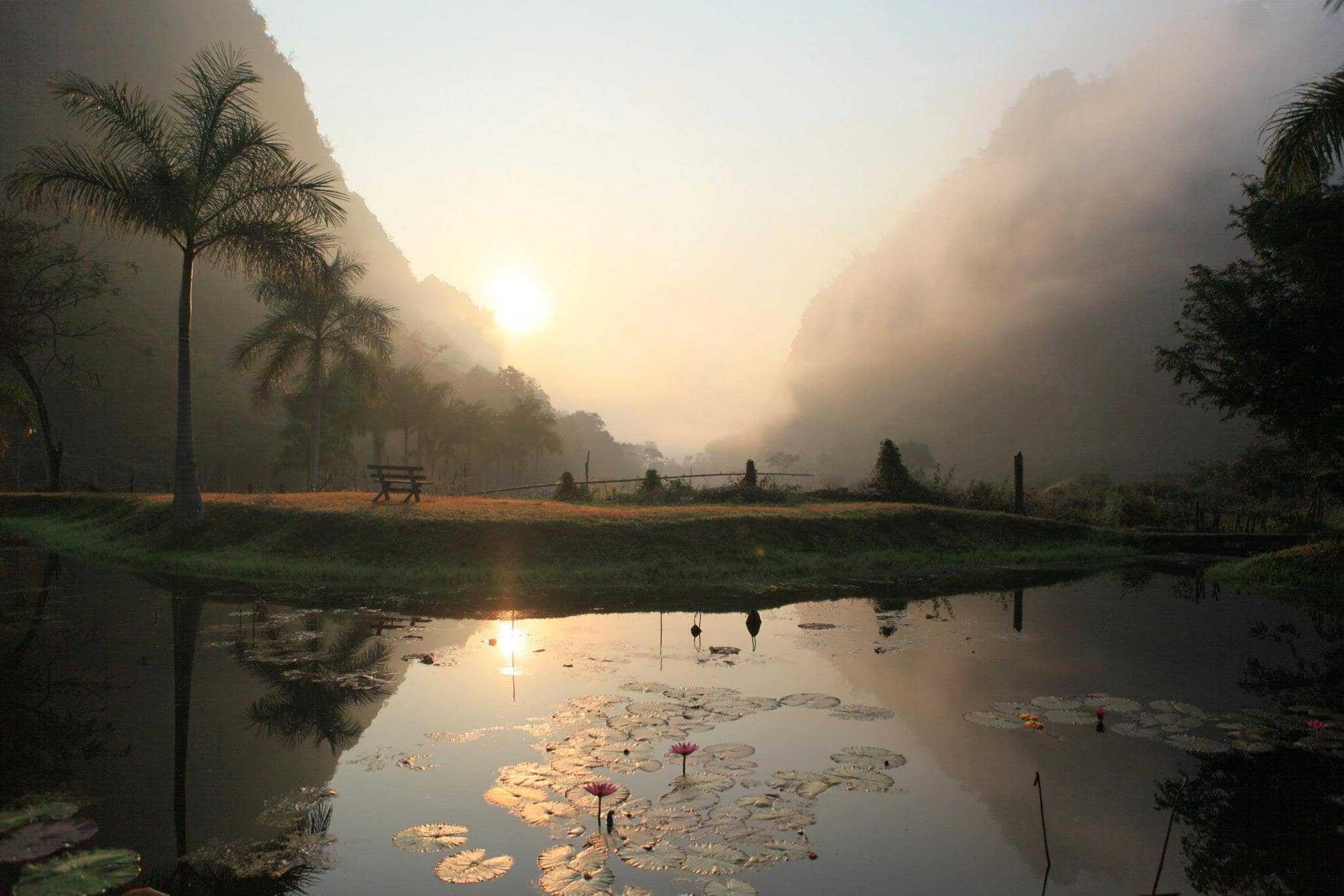 Vienuolynas Wat Pa Tam Wua