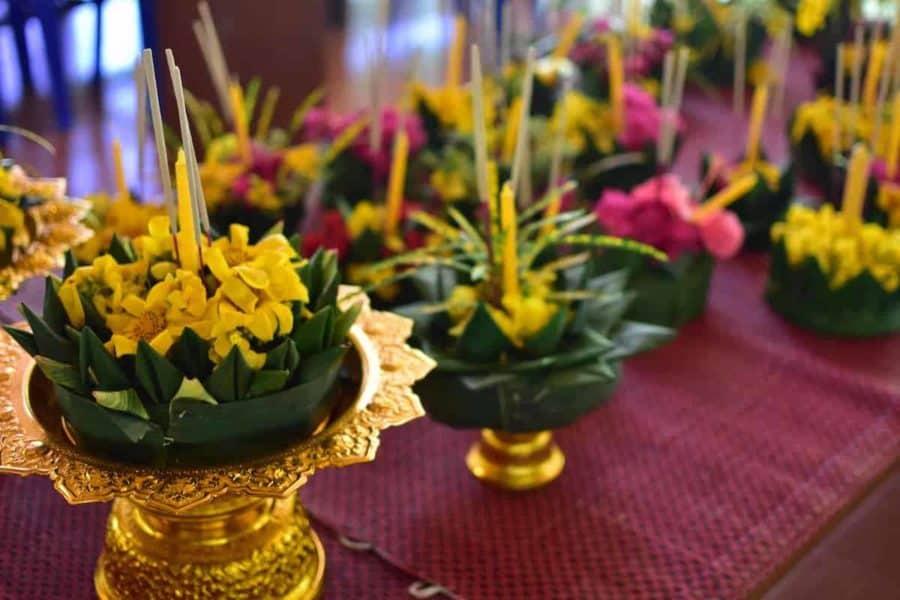Tailando vienuolynas Wat Pa Tam Wua
